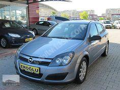 Opel Astra 1.3 CDTI Essentia 2005 YENİ KASA ASTRA 1.3 CDTİ 6 VİTES-CRUISE-ÇELİK JANT-İLK EL