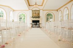 Northbrook Park: petals on the floor with candles Wedding Chairs, Wedding Reception, Wedding Venues, Vintage Travel Themes, Park Weddings, Wedding Flowers, Wedding Dresses, Wedding Details, Northbrook Park