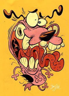 Looney Tunes Cartoons, Old Cartoons, Halloween Wallpaper Iphone, Halloween Backgrounds, Dog Wallpaper, Cartoon Wallpaper, Vintage Cartoon, Cartoon Art, Art Sketches