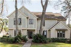 2003 Wagon Gap Tr, Houston, TX 77090.... My husband's dream house.  I'm in love too!