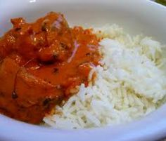 Recipe Butter Chicken - Very Easy, The take away alternative by learn to make this recipe easily in your kitchen machine and discover other Thermomix recipes in Main dishes - others. Cantaloupe Recipes, Radish Recipes, Savoury Recipes, Wrap Recipes, Indian Food Recipes, Belini Recipe, Cheddarwurst Recipe, Mulberry Recipes, Bon Appetit