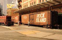 Gi Joe, Hut House, Rock Island, Model Train Layouts, Ho Scale, Model Trains, Scale Models, Scenery, Modeling