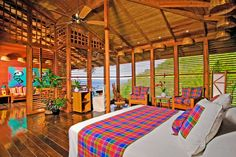 Anse Chastanet Resort—Soufriere, St Lucia. #Jetsetter