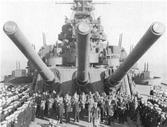 USS South Dakota...the most decorated battleship in WWII
