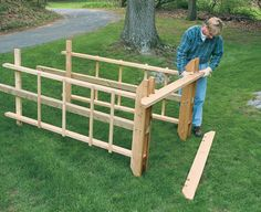 Build a Sturdy Arbor.need this for the wisteria I want! Build a Sturdy Arbor…need this for the wisteria I want! Source by Build a Sturdy Arbor…need this for the wisteria I want! Source by - Arbors Trellis, Garden Trellis, Landscaping Tips, Garden Landscaping, Diy Wedding Arbor, Wooden Arbor, Beautiful Home Gardens, Professional Landscaping, Fine Gardening