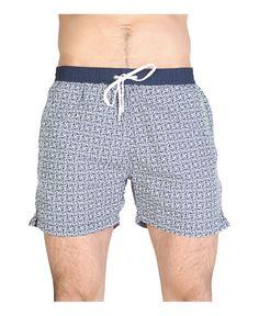 Ferré beachwear - costume uomo - 100% nylon - lavare a 30° - Costume uomo Blu