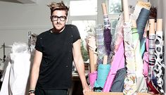 My design London: Henry Holland One of Britain's brightest young designers lets us in on his favourite objects, places and spaces in the city.(via London Evening Standard) T Shirt Label, Henry Holland, House Of Holland, Young Designers, International Brands, Bobs, Hosiery, Britain, My Design