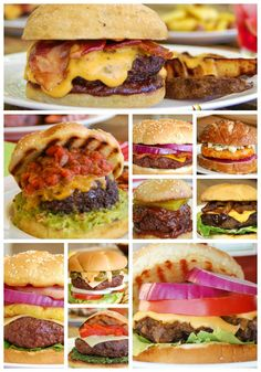 Top 10 Gourmet Burgers to Rock Your Grilling Menu