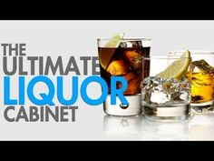 Making sure you have the right liquor cabinet is an essential tool for any host. Here are a few tips on how to make sure your guests are having a good time.