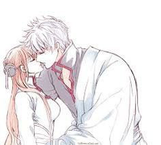 Gintama and kagur This my sekond favourite couple
