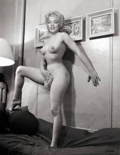"Saatchi Art Artist Jeffrey Yarber; Photography, ""Marilyn Monroe - 1956"" #art"