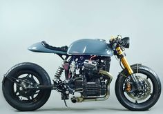 Honda CX 500 custom cafe racer