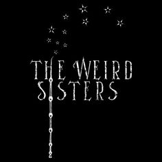 """The Weird Sisters"" T-Shirts & Hoodies by flyingpantaloon 