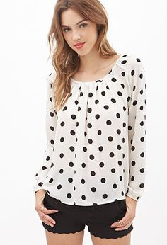 because polka dots of course!
