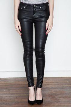 BLK DNM Women's - Platt Black Jeans 4 via @shopacrimony
