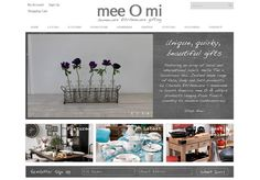 Welcome to mee o mi online! We offer unique, beautiful and useful homeware and kitchen accessories - for giving or keeping. Proudly owned and operated by Taranaki locals Kris, Trent and Tamara we are located in the seaside village of Fitzroy in New Plymouth. Enjoy shopping online and we would welcome you to mee o mi next time you visit New Plymouth.