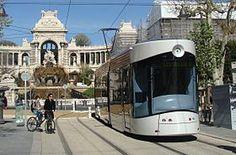 Image illustrative de l'article Tramway de Marseille