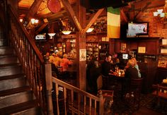 Four Daughters Irish Pub - Medford, Oregon A VERY FUN PLACE TO VISIT, DINE AND BEVERAGE with good friends!