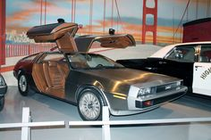 Yup, This Is THE Prototype by SwiftysGarage on DeviantArt Dmc Delorean, Bttf, Dream Machine, Iconic Movies, Back To The Future, Dark Side, Cool Cars, Dream Cars, Super Cars
