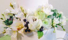 Modelagem avançada de flores em açúcar