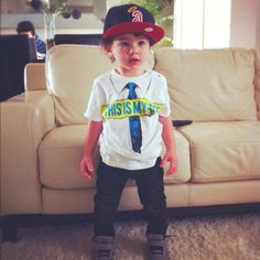 Toddler baby swag style