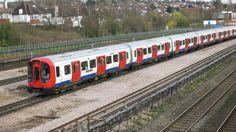 by unknow  London underground near Preston Road