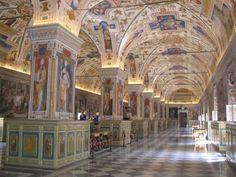 Biblioteca Vaticana - Cerca con Google
