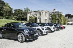 Explore southern England with this madcap MINI motorcade. Join the culture club on MINIspace.com.