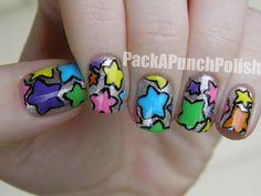 pinterest nail art ideas | Nail art - Polyvore