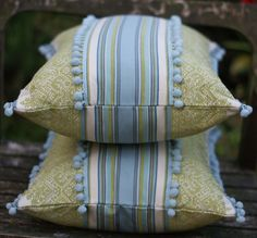 Bobble Cushions from CoolCrafting
