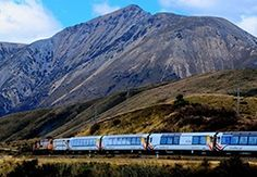 KiwiRail Scenic Journeys | TranzAlpine Scenic Train Journey