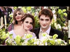 Double click on picture to see Bonus Wedding Video of Bella and Edward