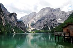 Lago di Anterselva, Italy