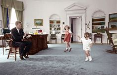 Oval Office, October 10, 1962