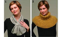 4 tipos de gola de tricô para você arrasar no inverno
