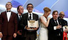 Los ganadores de Cannes 2014