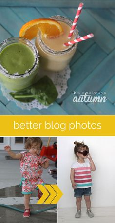 get noticed with better photos! 5 easy steps to improve your #blog, food, and product #photography.
