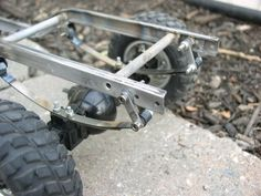 Home made leaf spring help? - Scale 4x4 R/C Forums