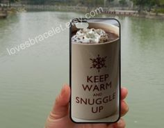 Hot chocolate,iPhone 5 case,Keep Warm and Snuggle Up,iPhone 5C case,iPhone 5S case,Samsung Galaxy S3 S4,iPhone 4 Case,iPhone 4S CASE