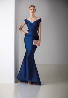 Vestido de Madrina de Hannibal Laguna Atelier (VELINI), largo