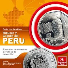 Te perdiste de ver alguna moneda de la colección numismática!... encuéntralas en este interesante resumen de monedas peruanas...