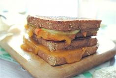Grilled Almond Butter Cheese Sandwich | Tasty Kitchen: A Happy Recipe Community!