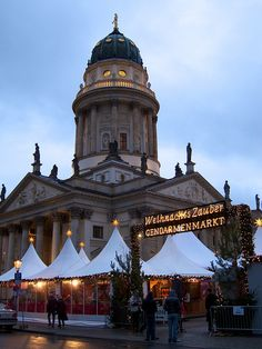 Best Christmas Markets in Germany - These are the Christmas Markets you should definitely visit while in Germany during November and December. Try mulled wine, other winter-themed German treats, and shop for handmade gifts and souvenirs at these top German Christmas markets.