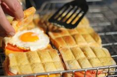 Jan Braai, the man behind South Africa's National Braai Day initiative, shares his delicious simple Breakfast Braai recipe. Breakfast Dishes, Breakfast Recipes, Dessert Recipes, Breakfast Ideas, Desserts, Braai Recipes, Cooking Recipes, Breakfast Around The World, Yummy Treats