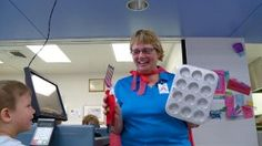 "In honor of ""School Lunch Hero Day,"" we pay tribute to a beloved lunch lady in La Crosse. K12 School, School Lunch, Merchandising Ideas, Local News, Nutrition, Hero, Watch, Day, Kids"
