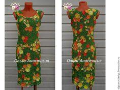 """Купить Платье""""Август"""",авторская работа - разноцветный, цветочный, платье, розы, крючком, ирландское кружево"""