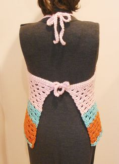Wrap Shawl Pink Green Orange With Matching Cami by CherokeeDreams