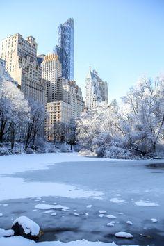 New York City Feelings - Let it Snow by @nyislike #NYC
