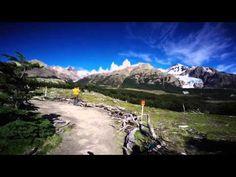 EAT SLEEP TRAVEL Fitz Roy à El Chaltén en Patagonie - YouTube Arcade Fire, Destinations, Blog Voyage, Sleep, Mountains, Nature, Travel, Argentina, Patagonia