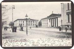 Universitetet. U.utg. Henrik Ibsen v/klokka. St Kria..-04. Skrift